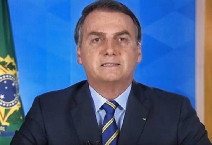 O presidente Jair Bolsonaro. (Foto: Reprodução)