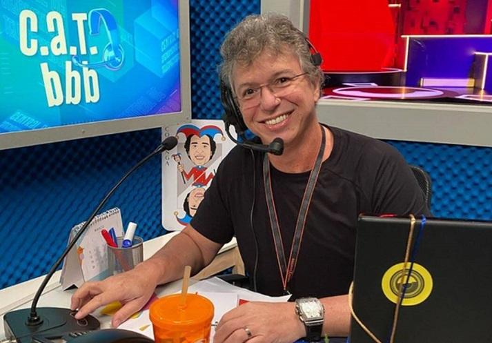Boninho é o diretor do Big Brother Brasil. (Foto: Reprodução/ Instagram)