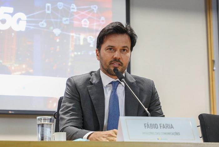 Fábio Faria, ministro das Comunicações. (Foto: Instagram/ @fabiofariarn)